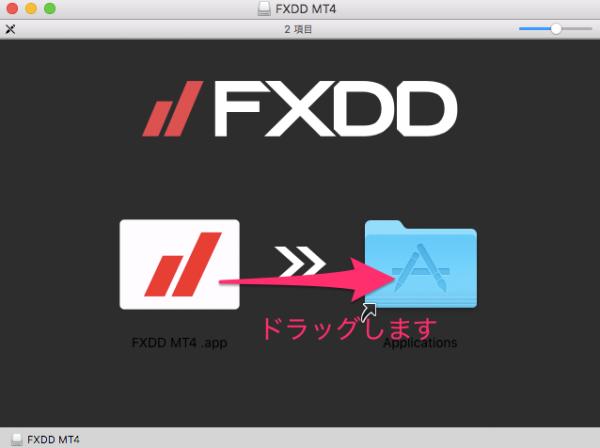 Mt4 mac fxdd